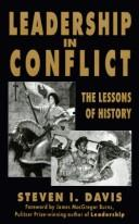 Cover of: Leadership in conflict