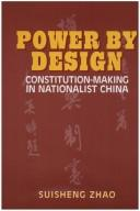 Cover of: Power by design