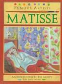 Cover of: Matisse | Antony Mason