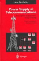 Cover of: Power supply in telecommunications