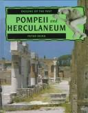 Cover of: Pompeii and Herculaneum | Hicks, Peter