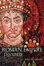 Cover of: The Roman Empire divided, 400-700