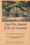 Cover of: Dogen's pure standards for the Zen community