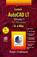 Cover of: Learn AutoCAD LT release 2 for Windows in a day