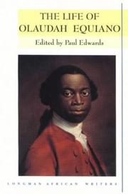 Interesting narrative of the life of Olaudah Equiano by Olaudah Equiano