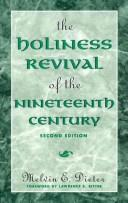 Cover of: The holiness revival of the nineteenth century