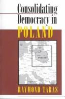 Cover of: Consolidating democracy in Poland