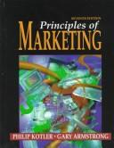 Cover of: Principles of marketing