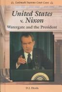 Cover of: United States v. Nixon