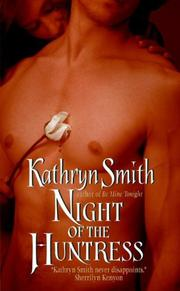 Cover of: Night of the Huntress (The Brotherhood of Blood, Book 2)