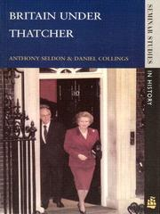 Cover of: Britain under Thatcher