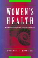 Cover of: Women's health | Judith A. Lewis