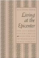 Cover of: Living at the epicenter: the 1995 Morse Poetry Prize selected and introduced by Sonia Sanchez