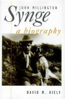 Cover of: John Millington Synge