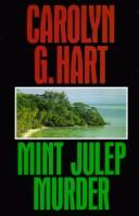 Cover of: Mint julep murder