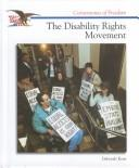 Cover of: The disability rights movement