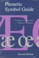 Cover of: Phonetic symbol guide