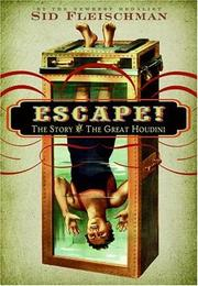 Cover of: Escape! | Sid Fleischman