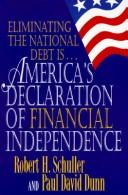 Cover of: America's declaration of financial independence
