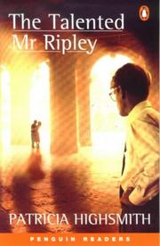 Cover of: The Talented Mr.Ripley