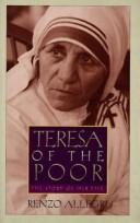 Cover of: Teresa dei poveri: the story of her life