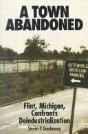 Cover of: town abandoned | Steven P. Dandaneau