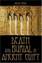 Death and Burial in Ancient Egypt by Salima Ikram