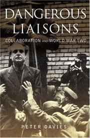 Cover of: Dangerous Liaisons | Peter Davies