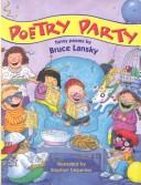 Cover of: Poetry party