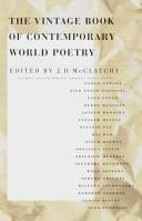 Cover of: The Vintage book of contemporary world poetry |