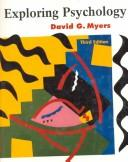 Cover of: Exploring psychology | David G. Myers
