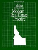 Cover of: Idaho supplement for Modern real estate practice. |
