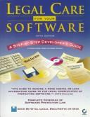 Cover of: Legal care for your software | Daniel Remer
