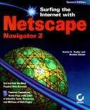 Cover of: Surfing the internet with Netscape Navigator 2