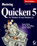 Cover of: Mastering Quicken 5 for Windows
