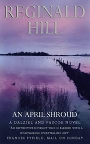 Cover of: An April Shroud
