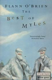 Cover of: The Best of Myles Na Gopaleen