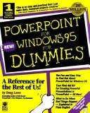 Cover of: PowerPoint for Windows 95 for dummies