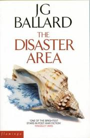 Cover of: The disaster area