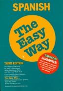 Cover of: Spanish the Easy Way