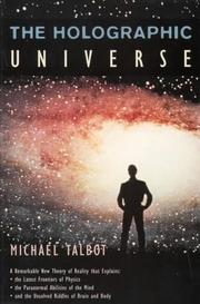 Cover of: The Holographic Universe