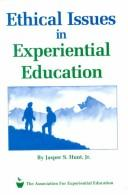 Cover of: Ethical issues in experiential education