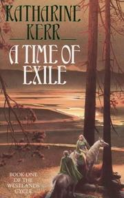 Cover of: A Time of Exile (Deverry)