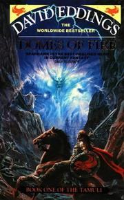 Cover of: Domes of Fire (Tamuli)