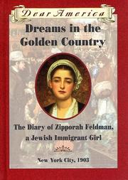 Cover of: Dreams in the golden country