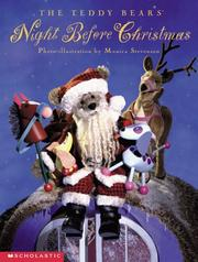 Cover of: The teddy bears' night before Christmas
