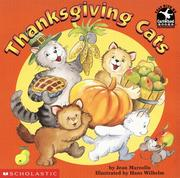 Cover of: Thanksgiving cats