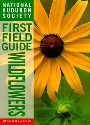 Cover of: National Audubon Society first field guide
