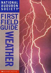 Cover of: First field guide | Jonathan D. Kahl