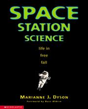 Cover of: Space station science